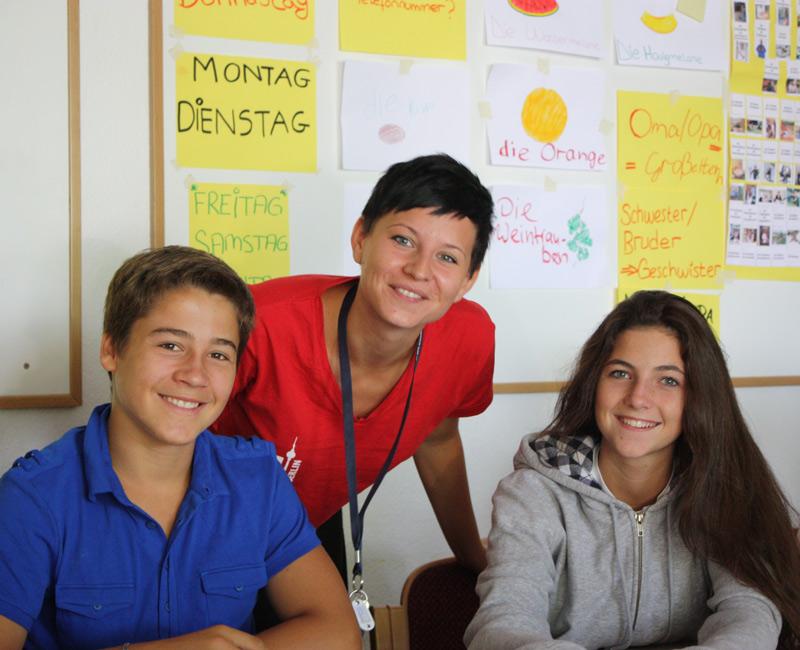 Curso escolar en Alemania