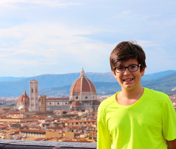 Año escolar en Francia e Italia