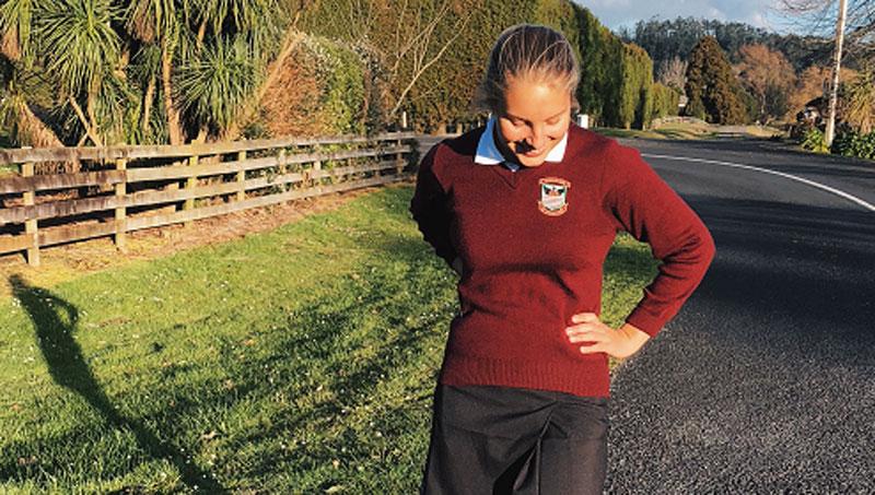 curso escolar Nueva Zelanda