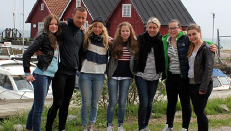 Año escolar en Suecia