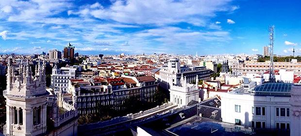 Study in Spain cities