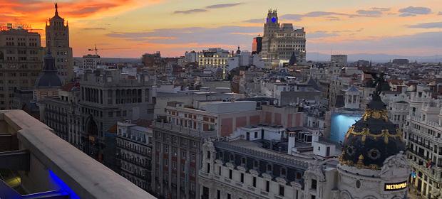 Study in Spain madrid