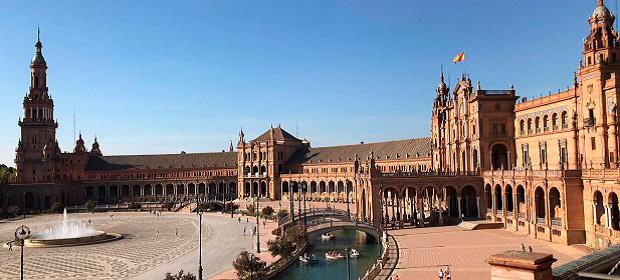 Study in Spain sevilla